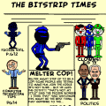 Bitstrip Times