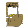 Child's Drawing-Lemonade Stand