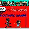 Bitstrips and Poptropica at the Olympic Games #1