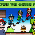 Down the Green Pipe