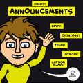 Trekkie's Announcements