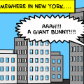 'Attack of the Giant Bunny