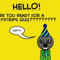 Bitstrips Quiz Remix