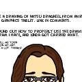 Natsu Dragneel Drawing