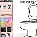 'Remix Your Terlet Bowl'