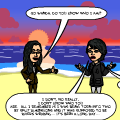 The Doctress and Wanda Reunite