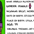 Becky's Information (2016)