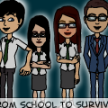 From School To Survival Extra's