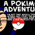 A Pokimon Adventure