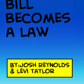 'How a bill becomes a law