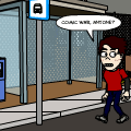 Bitstrips Wars the Comic Wars