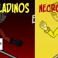 Paladinos e Necromancers