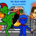 The Blue Knight: Rise of the dragon