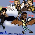 The Flock after Nevermore