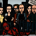 Deadpool (2016) - Movie Poster