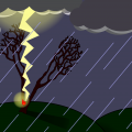 'Lightning and Sunder'