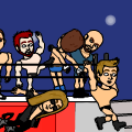 Royal rumble 2013 Screenshot.
