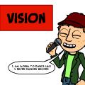 vision vs reality