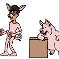 PIG INFECTION REMIX!