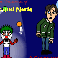 Davis and Neda: A Christmas Peril
