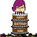 To Dan..