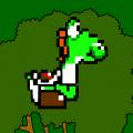Pixel Yoshi
