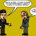 Informing Mayor Suthers