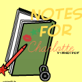 Notes For Charlotte
