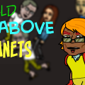 World above Planets