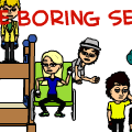 the boring series