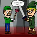 Link VS Luigi