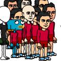 Buddy team vs Amzar team 1 pt1