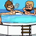 Jacuzzi Dudes - Back for Season 2!