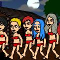 The Seven Vampires Lesbians