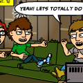 Bitstrip High #12