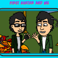 First Avatar & Me Remix