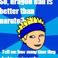 Goku V/S Naruto