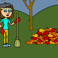 TotD: Autumn leaves go crazy