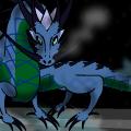 Ice/Water Dragon