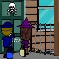 Holiday Woes: Halloween