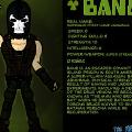 Bane: Character Bio