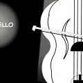 White Cello