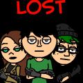 >lost<