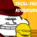 Troll Face's Adventure