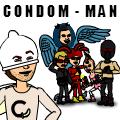 Condom-Man™