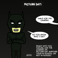 Batman: Terror of the Knight Promos