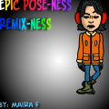 Remix: Epic Pose-Ness