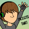 Faceless Time! Remix