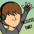 Faceless Time! Remix