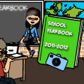 School Yearbook; 2011-2012
